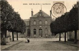Plan Très Rare - GIF - La Mairie - Gif Sur Yvette