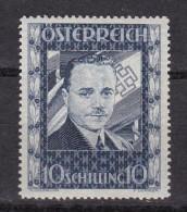 Österreich 1936 Dollfuss Mi#588 ** Postfrisch - Ungebraucht