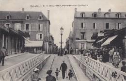 Luc Sur Mer 14 - Pont Passerelle -1906 - Luc Sur Mer