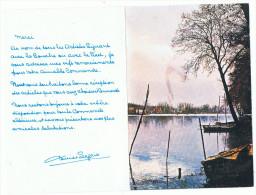 1983 - CALENDRIER - Denise Legrix - Calendriers