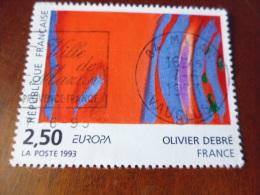 FRANCE TIMBRE OBLITERATION CHOISIE   YVERT N° 2797 - Frankreich