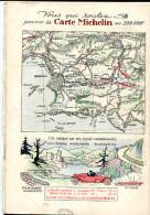 Belle Publicité Illustrée MICHELIN 1914 - Livres, BD, Revues