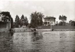 Travedona, Varese - Cartolina Antica VILLA ISOLA BELLA,  Anno 1943 - OTTIMA L20 - Varese
