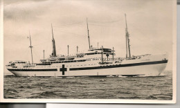 "Photo Bateau Navire "" JUTLANDIA "" 1931 SAISI PAR L  ALLEMAGNE 1940 45 1951 NAV HOPITAL COREE   Marine Marchande Mer Ship - Schiffe"