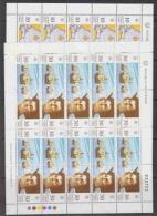 Europa Cept 1992 Cyprus 2x2v In 2 Sheetlets ** Mnh (F3655) - Europa-CEPT