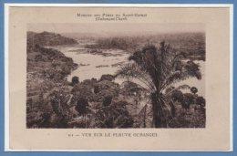 AFRIQUE  -- République Centrafricaine - (Oubangui Chari ) -- Vue Sur Le Fleuve Oubangui - Centrafricaine (République)