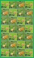 Turkmenistan - Animals 2009 Lemberg-Zp - Turkmenistan