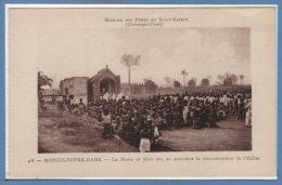 AFRIQUE  -- République Centrafricaine - (Oubangui Chari ) -- Bangui Notre Dame ... - Central African Republic