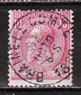 46  Oblitération Centrale BRAINE-LE-COMTE - LOOK!!!! - 1884-1891 Léopold II