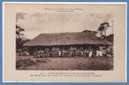 AFRIQUE  -- République Centrafricaine - (Oubangui Chari ) -- St Pierre Claver De Bangassou - Central African Republic