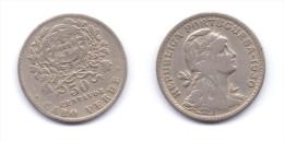 Cape Verde 50 Centavos 1930 - Cap Vert