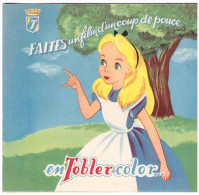 Album Collecteur D'images  TOBLER  Vierge Aucune Image (D.0024) - Reclame