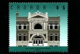 CANADA - 1996  $ 5  ARCHITECTURE   MINT NH - 1952-.... Regno Di Elizabeth II