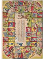 Jeu De L'oie (jeu De Lune) édité Par Les Vermifuges LUNE (D.0026) - Publicités