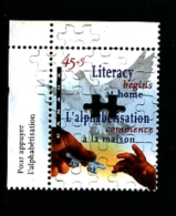 CANADA - 1996  LITERACY CAMPAIGN  MINT NH - 1952-.... Regno Di Elizabeth II
