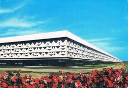 BORDEAUX, LE LAC - Parc Des Expositions, Grand Hall - Circulé 1969, 2 Scans - Bordeaux