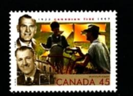 CANADA - 1997  CANADIAN TIRE CORPORATION  MINT NH - 1952-.... Regno Di Elizabeth II