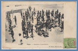 AFRIQUE  -- NIGER --  Gamains Et Gavroches - Niger