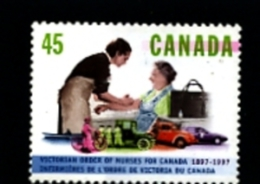 CANADA - 1997  VICTORIAN ORDER OF NURSERS  MINT NH - 1952-.... Regno Di Elizabeth II