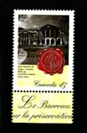 CANADA - 1997  LAW SOCIETY OF UPPER CANADA  MINT NH - 1952-.... Regno Di Elizabeth II