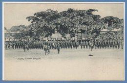 AFRIQUE  -- NIGERIA - Lagos - Haussa Truppen - Nigeria