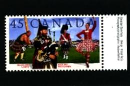 CANADA - 1997  GLENGARRY HIGHLANDS GAMES  MINT NH - 1952-.... Regno Di Elizabeth II