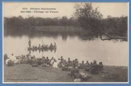 AFRIQUE  -- NIGER --  Passage Du Fleuve - Niger