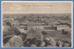 AFRIQUE  -- NIGER -- Zinder -  Vue Générale Du Quartier - Niger