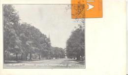 CARTE PHOTO   THOMASVILLE - UPPEA BROAD STREET , Trés Bon état ( Voir Scan ) - Etats-Unis