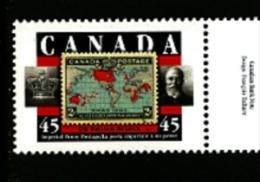 CANADA - 1998   CENTENARY OF IMPERIAL PENNY POSTAGE  MINT NH - 1952-.... Regno Di Elizabeth II