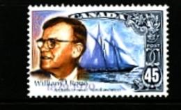 CANADA - 1998   WILLIAM  J. ROUE  MINT NH - 1952-.... Regno Di Elizabeth II