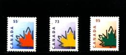 CANADA - 1998   MAPLE LEAF  SET  MINT NH - 1952-.... Regno Di Elizabeth II