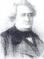 - 62 - Oignies - Reproduction Du Portrait Dessiné De Louis Georges Mulot - Ingénieur 1792/1872 - - Other Municipalities