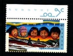 CANADA - 1999  NUNAVUT TERRITORY  MINT NH - 1952-.... Regno Di Elizabeth II