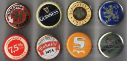 8 Beer Capsules - Bière