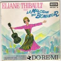 Eliane THIBAULT : La Mélodie Du Bonheur : Do Ré Mi / Eledelweiss / Chansons Des Collines / Mes Joies Quotidiennes (EP) - Vinyl Records