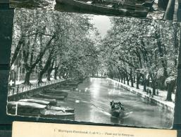 N°111 - Annecy - Le Canal Du Vassé Ou Se Déroulent Les Fêtes Vénitiennes   ( Plis Ds Un Angle )  - Rar116 - Annecy
