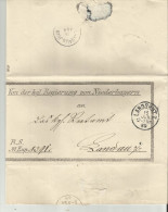 =DR LETTER 1889 - Alemania