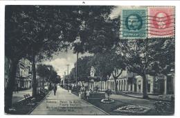///  CPA - Amérique - Antilles - Cuba - HAVANA - HABANA - Paseo De Marti - Fuente Neptuno   // - Cuba