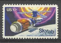 USA UNITED STATES 1974 MCHL 1136 SKYLAB MNH ** POSTFRIS NEUF - Neufs
