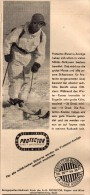 Original Werbung - 1939 - PROTECTOR , Militär-Ski , Gebirgsjäger !!! - 1939-45