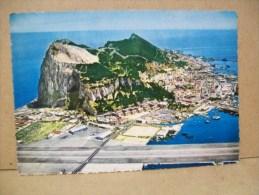 Veduta Aerea Della Rocca Di Gibilterra - Gibilterra
