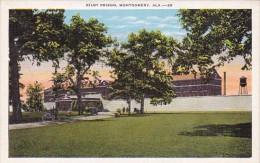 Alabama Montgomery Kilby Prison