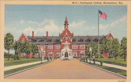 Alabama Montgomery Huntingdon College Curteich