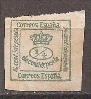 Spanien 1873 - Michel 124 * - 1873 1. Republik