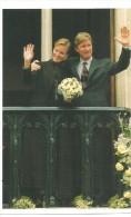 ! - Belgique - Le Prince Philippe Et La Princesse Mathilde - Familles Royales