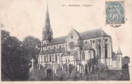 HALLINES  L'EGLISE (chloé3) - Unclassified