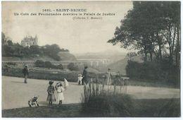 Saint Brieuc Un Coin De Promenade - Saint-Brieuc