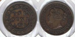 CANADA VICTORIA CENT 1859 - Canada