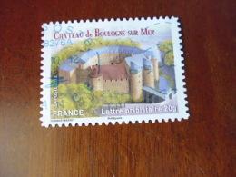 FRANCE TIMBRE OBLITERE  ROND  YVERT N° 716 - Adhésifs (autocollants)